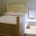 French Country Bed