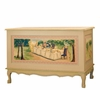 French Toy Chest - Alice in Wonderland