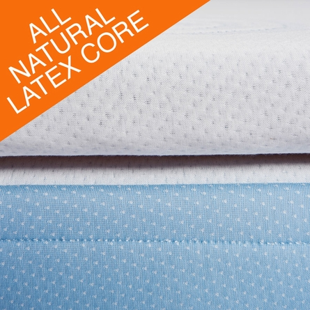 "Fresh 2"" All Latex Mattress Topper"