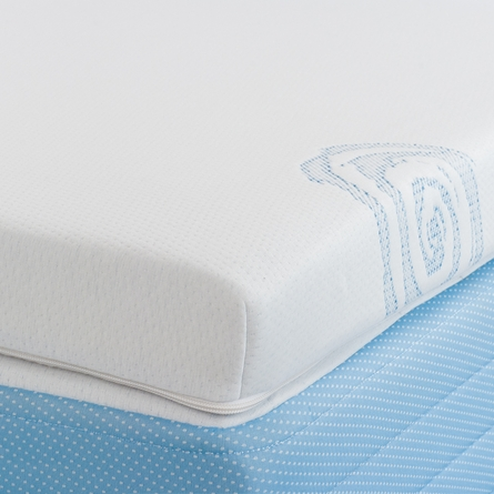 "Fresh 3"" Reversible Mattress Topper"