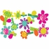 Fresh Flowers Fabric Wall Decals