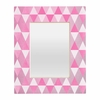 Fresh Strawberries Rectangular Mirror