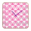 Fresh Strawberries Square Wall Clock