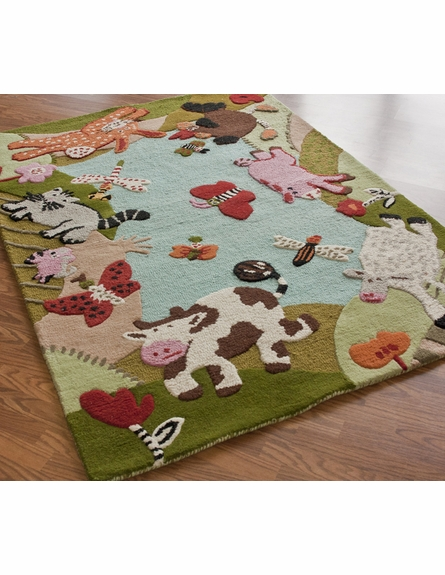 Friendly Farmer Rug