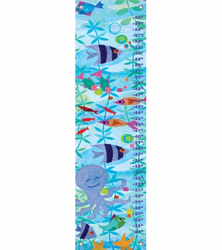 Friendly Fish Party Growth Chart