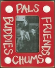 Friends & Buddies Picture Frame - Red