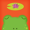 Frog Dreams Canvas Reproduction