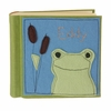 Frog Felt Patch Personalized Photo Album