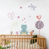 Frog Love Wall Decal