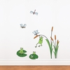 Frogs Wall Decal