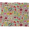 Frolic Fleece Throw Blanket