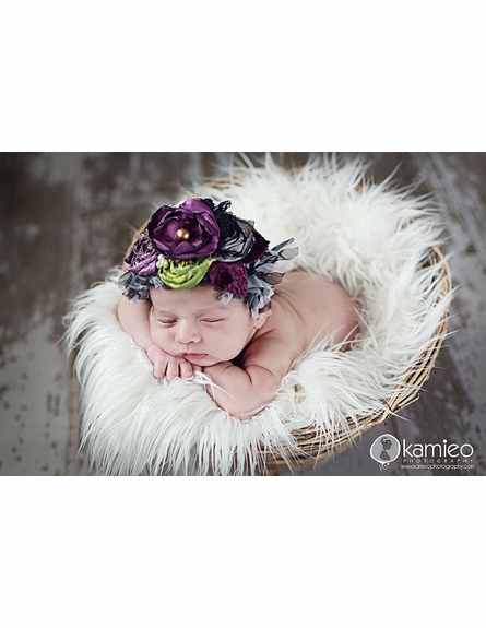 Frolic in Finery Headband