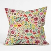 Frolic Throw Pillow