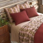 Frontier Quilted Euro Sham