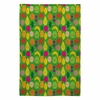 Fruit Bowl Flat Weave Rug
