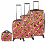 Pop Zebra 4 Piece Set