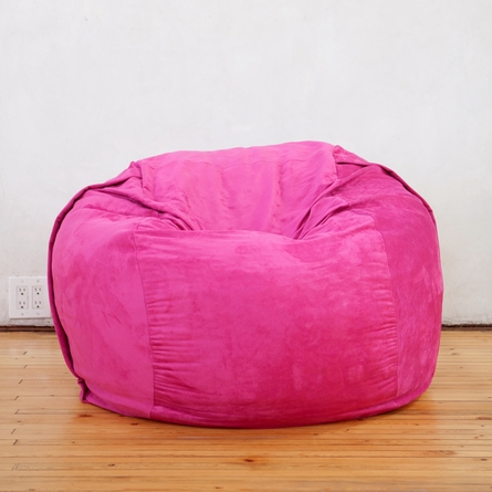 Fuchsia Junior Classic Saxx Bean Bag