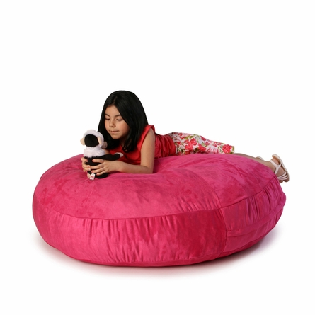 Fuchsia Junior Cocoon Saxx Bean Bag