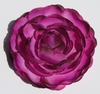 Fuchsia Ranunculus Blooming Fabric Flower