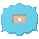 Funky Scalloped Beveled Picture Frame