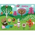 Funky Woodland Creatures Girl Placemat