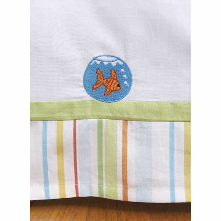 Funny Friends 3-Piece Baby Bedding Set