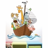 Funny Ship's Boys Wall Decal
