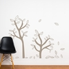 Fyfe in Warm Grey Wall Decal