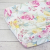 Gabby's Garden Changing Pad Cover