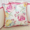 Gabby's Garden Throw Pillow