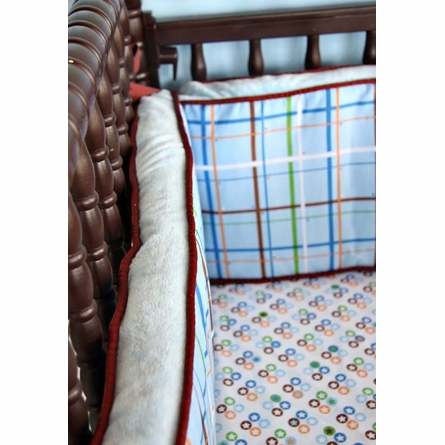 Gabe Crib Bedding Set