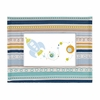 Galaxy Stripe Fabric Covered Picture Frame