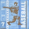 Game Ticket - At Bat Canvas Wall Art
