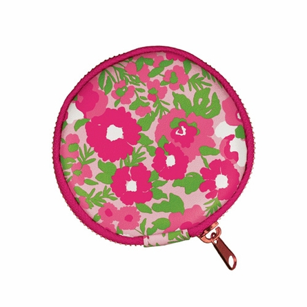Garden By the Sea Ear Buds with Pouch