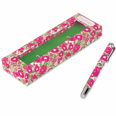 Lilly Pulitzer Garden By the Sea Ink Pen
