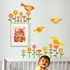 Garden Fabric Wall Decals