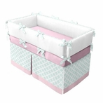 Garden Gate Crib Bedding Set