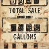 Gas Pump Canvas Wall Art