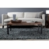 Gems Textured Rug in Gray