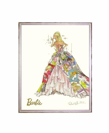 Generation of Dreams Limited Edition Barbie Print