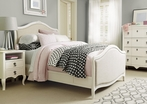 Genevieve's Upholstered Bed