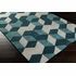 Geometric Diamonds Cosmopolitan Rug