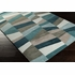 Geometric Stripes Cosmopolitan Rug