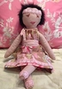 Ghislaine Doll Stuffed Toy