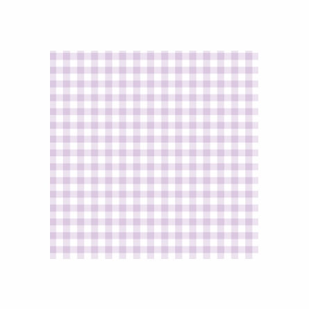 Giddy Gingham Removable Wallpaper in Light Purple