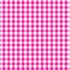 Giddy Gingham Removable Wallpaper in Pure Pink