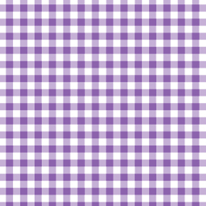 giddy gingham removable wallpaper in very purple by pop