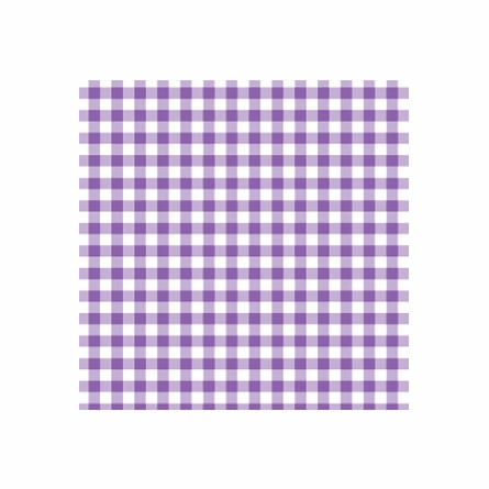 Giddy Gingham Removable Wallpaper in Very Purple