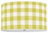 Gingham Chartreuse