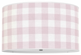 Gingham Light Pink